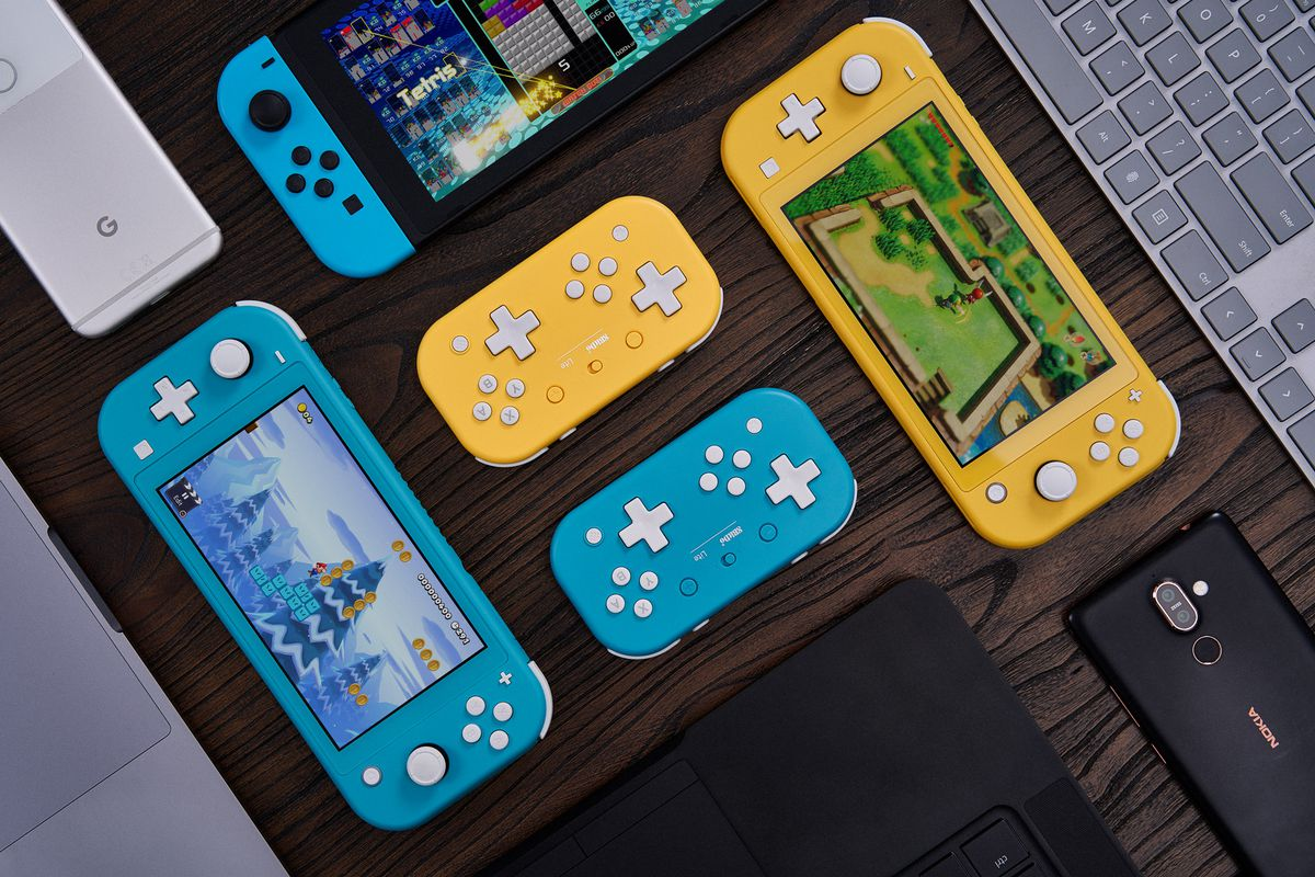 Here S A Cute Controller To Go With Your Cute Switch Lite