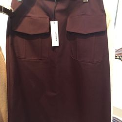 Tome A-line skirt, $150 (was $785)