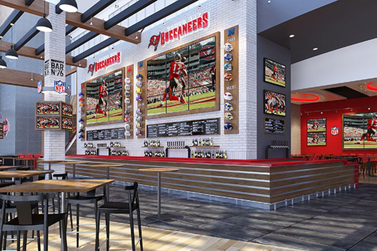 d10b7e29 Bucs are placing a luxury sports bar in Raymond James Stadium - Bucs ...