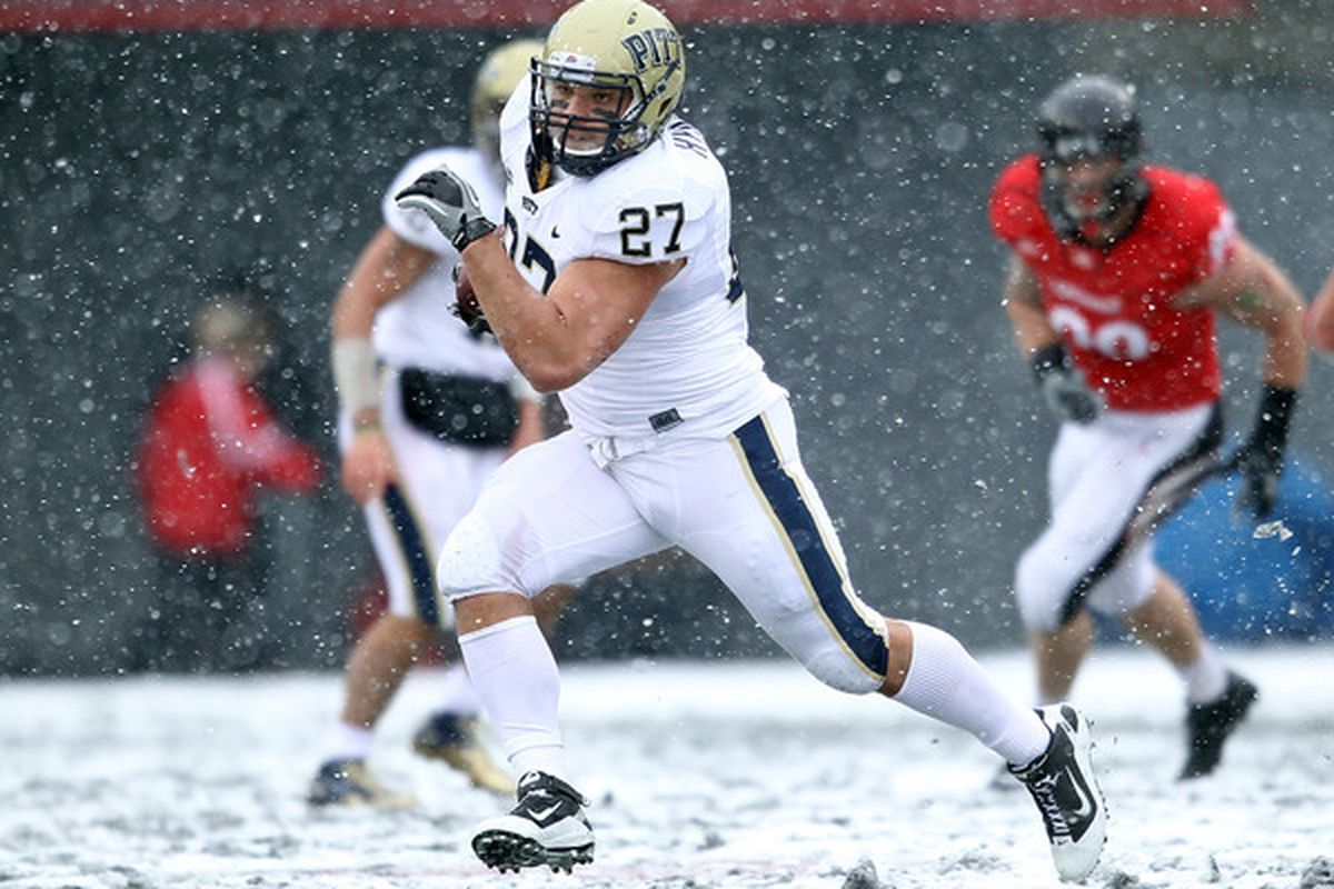 Hynoski will reportedly join Dom DeCicco in an NFL camp (Photo by Andy Lyons/Getty Images)