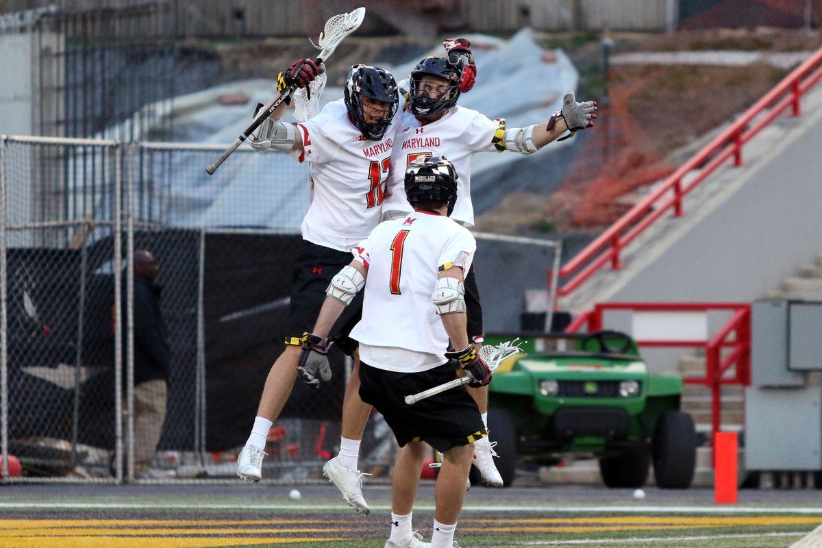 Maryland men's lacrosse vs. Virginia NCAA quarterfinals ...