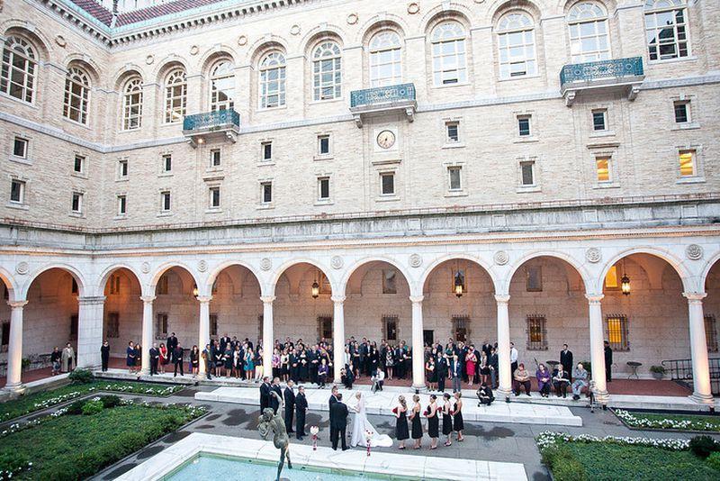 Say 'I Do' at These 15 Visually-Stunning Boston Wedding
