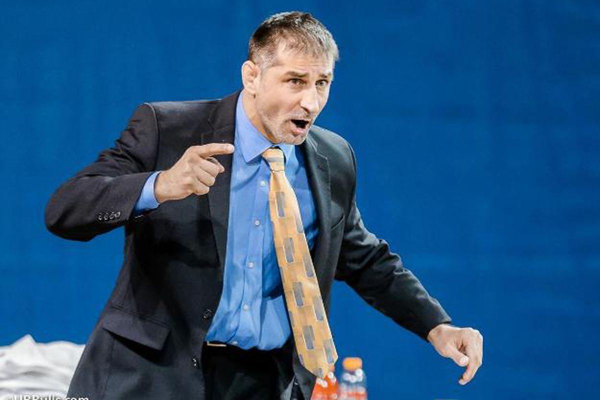 UB Head Coach John Stutzman