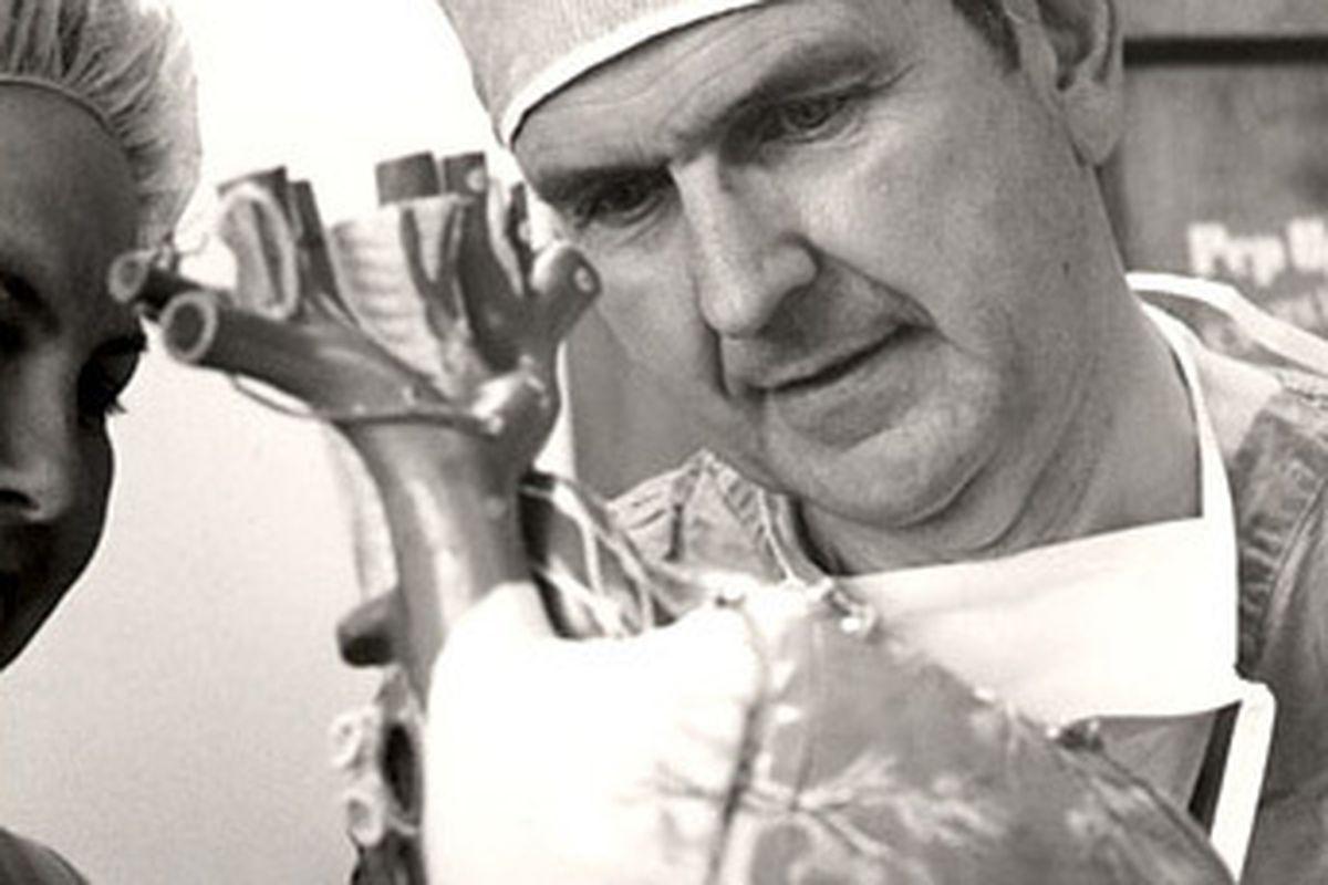 President Nelson was 'true pioneer' of heart surgery