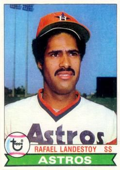 Michael's dad, Rafael with the Astros