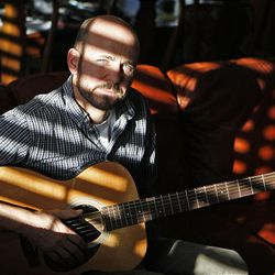 Local musician Peter Breinholt and his family are coping with their first Thanksgiving without his mother, who died of leukemia in September.