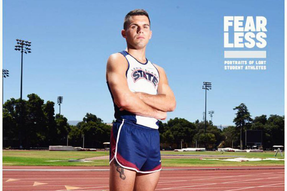 from Ares gay college athlete pictures