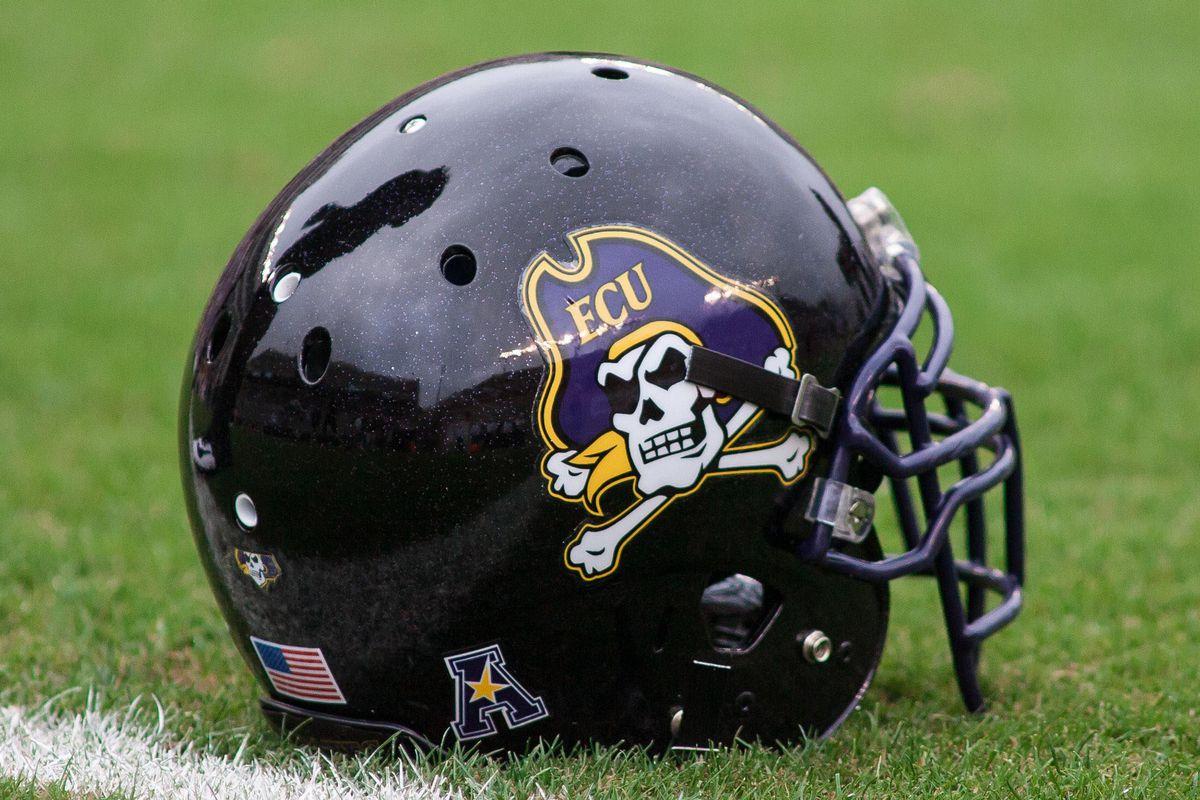 Image result for east carolina football helmet