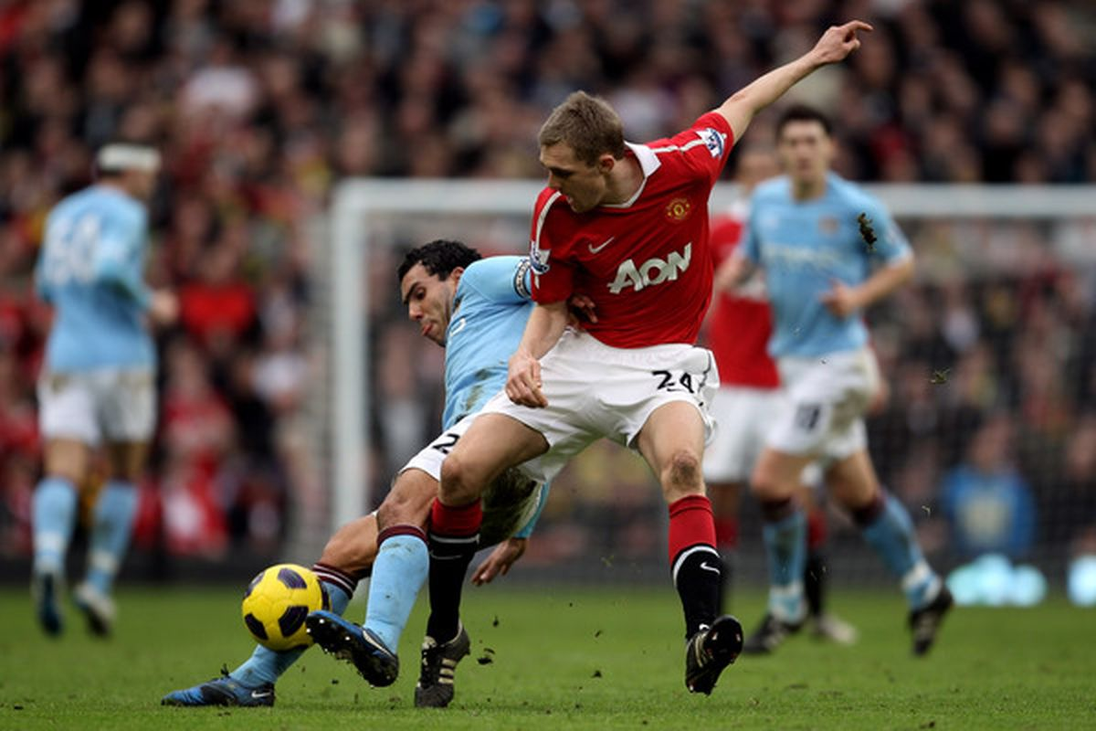Darren Fletcher went the full 90 minutes in Manchester United's defeat to Arsenal FC in a Reserves match
