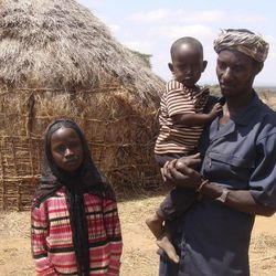 After her sister died, Tino Borantu was married off to her sister's husband when she was 9 years old, and she was forced to assume the role of wife and mother. The issue of child marriage is being addressed by organizations like CARE Ethiopia, which started a project called Healthy Unions in 2007.