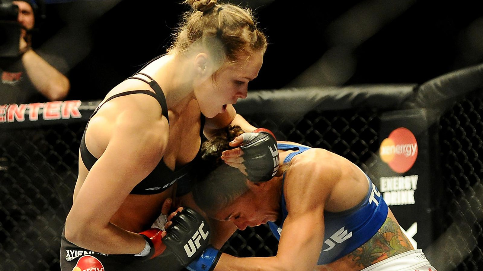 Ufc 157 Results Recap Ronda Rousey Vs Liz Carmouche Fight