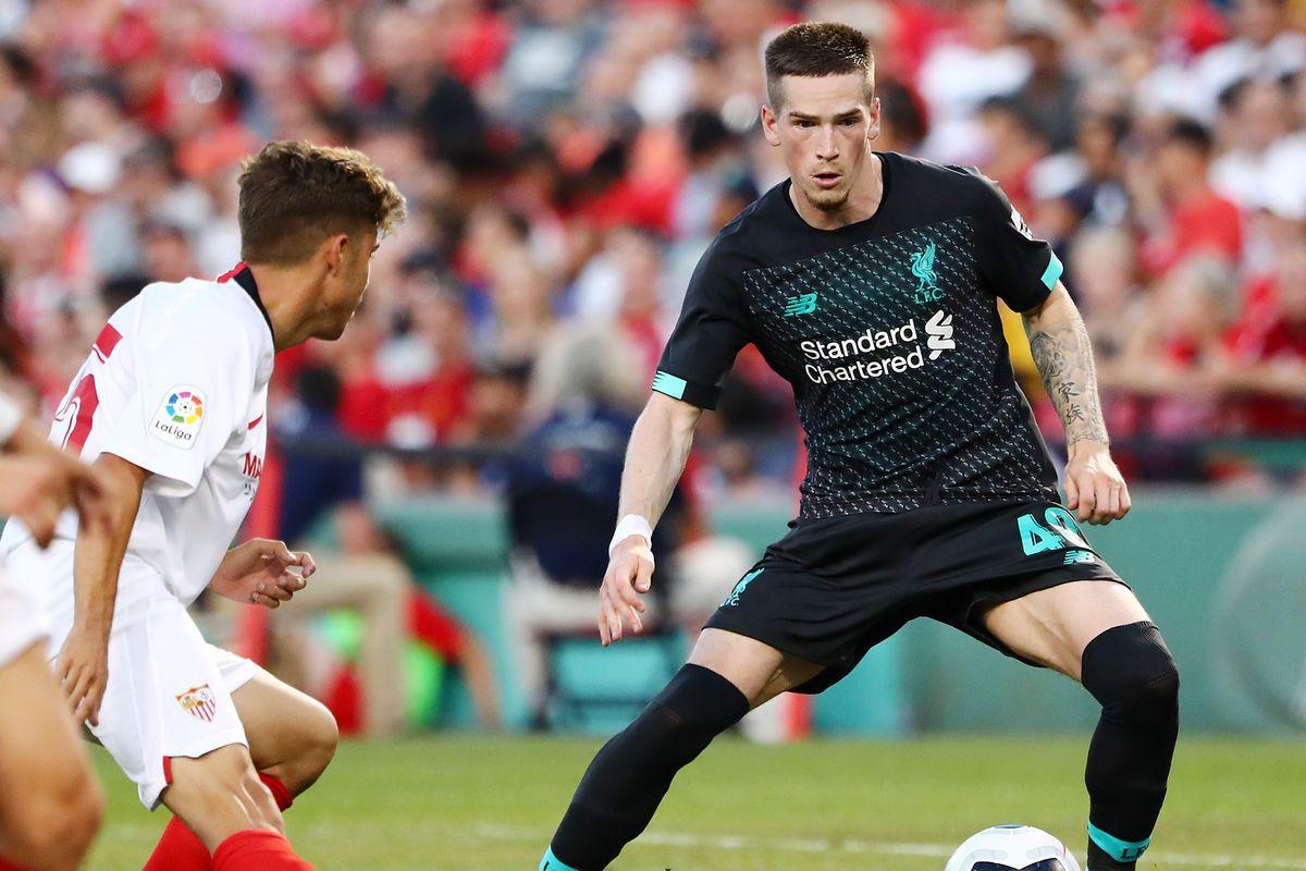 Sevilla v Liverpool - Pre-Season Friendly