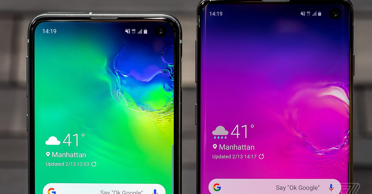 How to choose between the Samsung Galaxy S10, S10 Plus, and