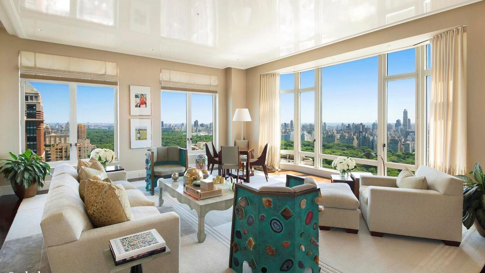 Venezuelan Banker Fetches 28m For 15 Central Park West