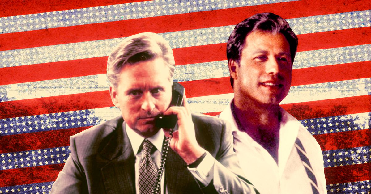 Our Horny Fake Leaders: Watching 'Primary Colors' and 'The American President' in 2019