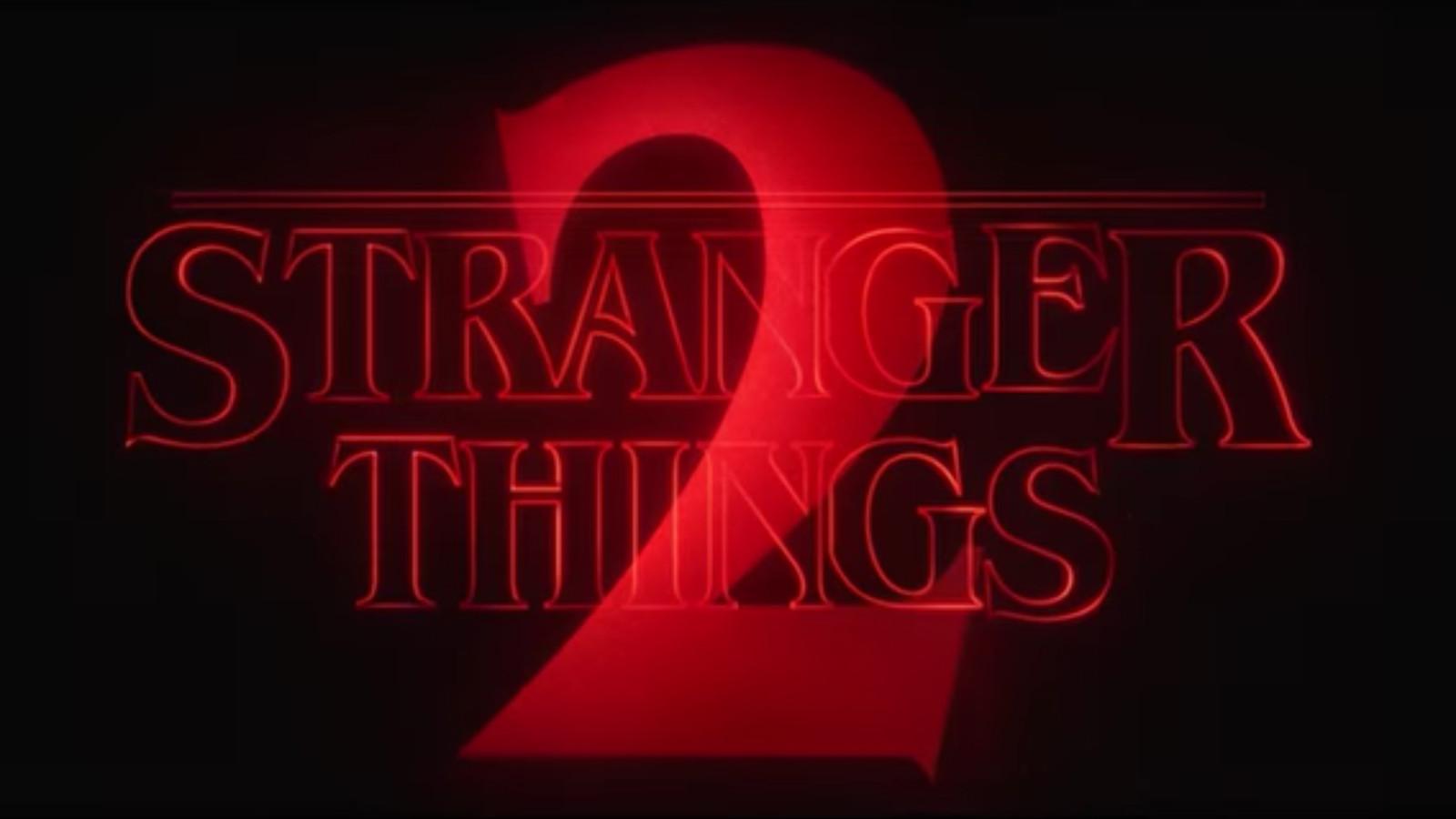 Stranger Things Season 2 Online