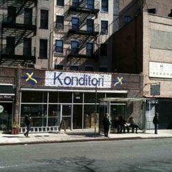 "Konditori via <a href=""http://www.boweryboogie.com/2011/03/konditori-reveals-painted-signage-at-182-allen"" rel=""nofollow"">BB</a>"