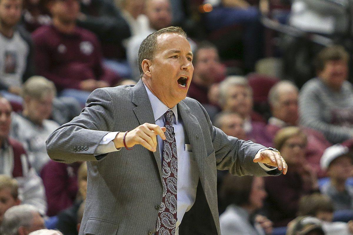 NCAA Basketball: Florida at Texas A&M