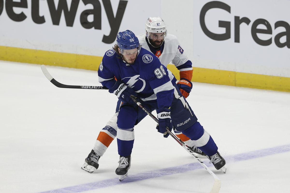 NHL: JUN 21 Stanley Cup Playoffs Semifinals - Islanders at Lightning