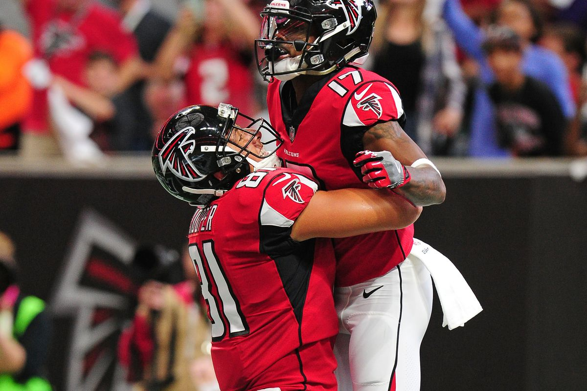 quality design dad72 d20d6 Report: Atlanta Falcons wide receiver Marvin Hall moving up ...