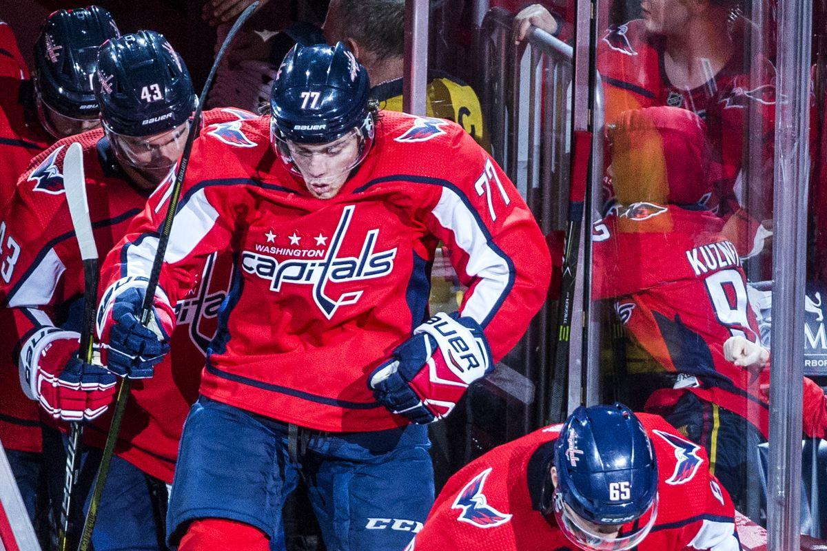 NHL: DEC 31 Predators at Capitals
