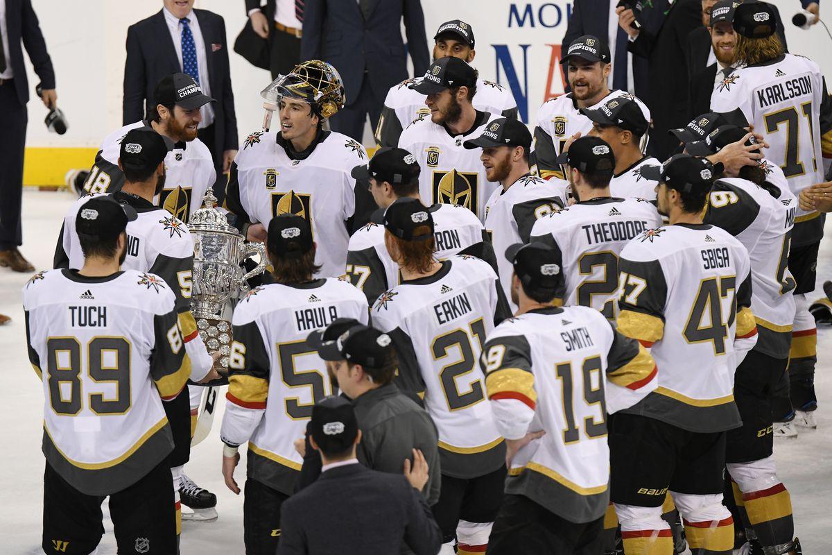 Vegas Golden Knights v Winnipeg Jets - Game Five