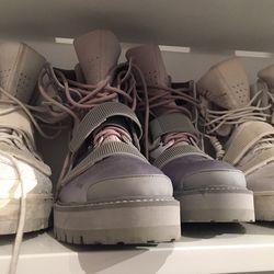 Short boots, $200