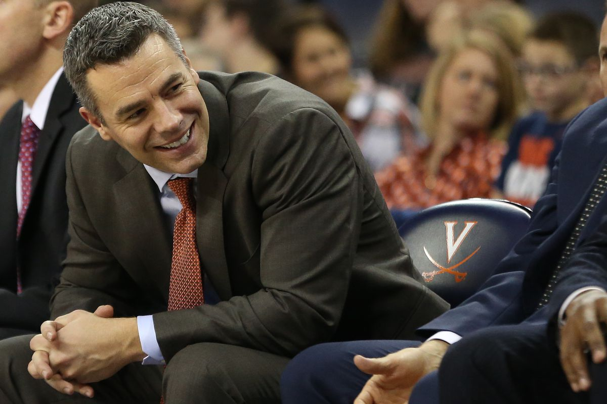 NCAA Basketball: Hampton at Virginia