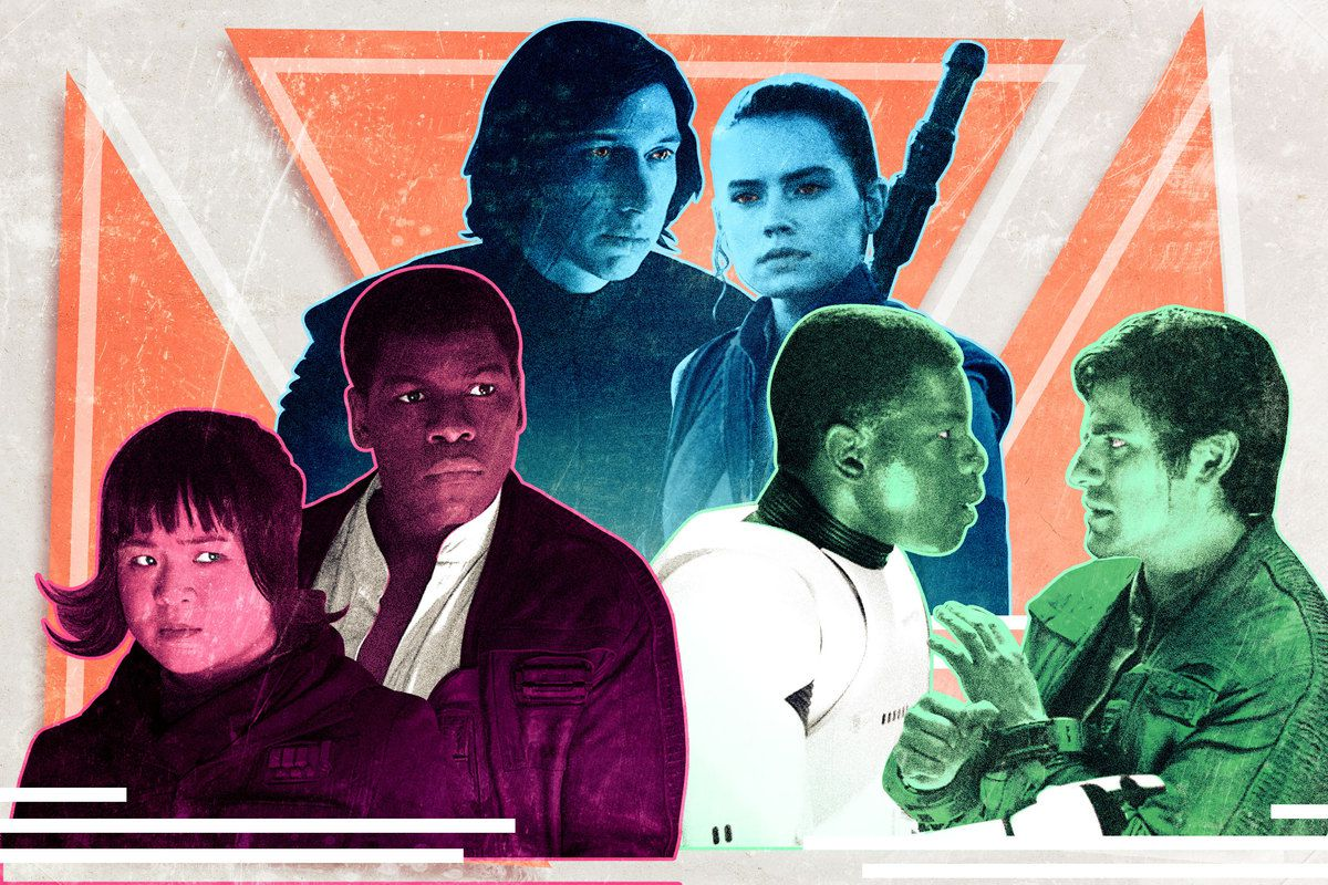 Rise Of Skywalker Romances Ranked By Probability The Ringer