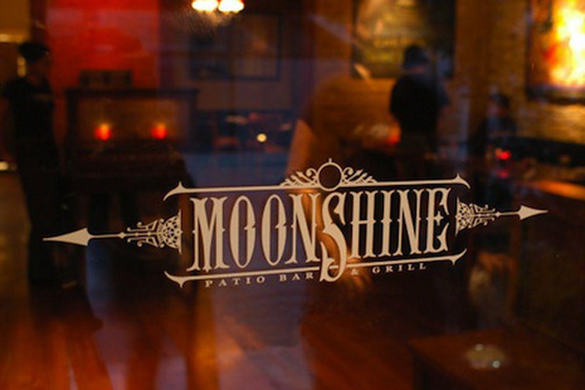 Moonshine Grill.