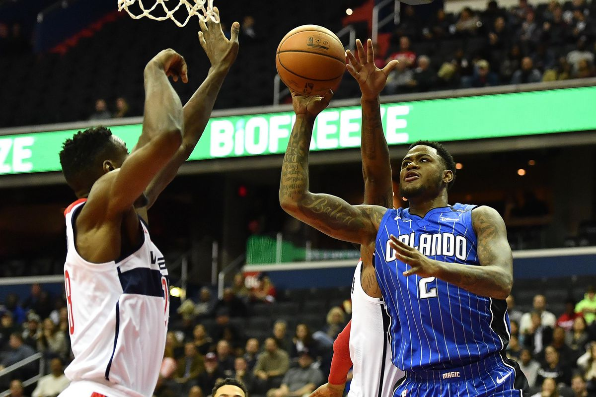 NBA: Orlando Magic at Washington Wizards