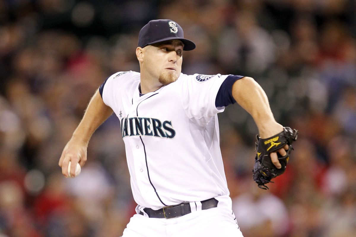 a very uninteresting picture of Shawn Kelley