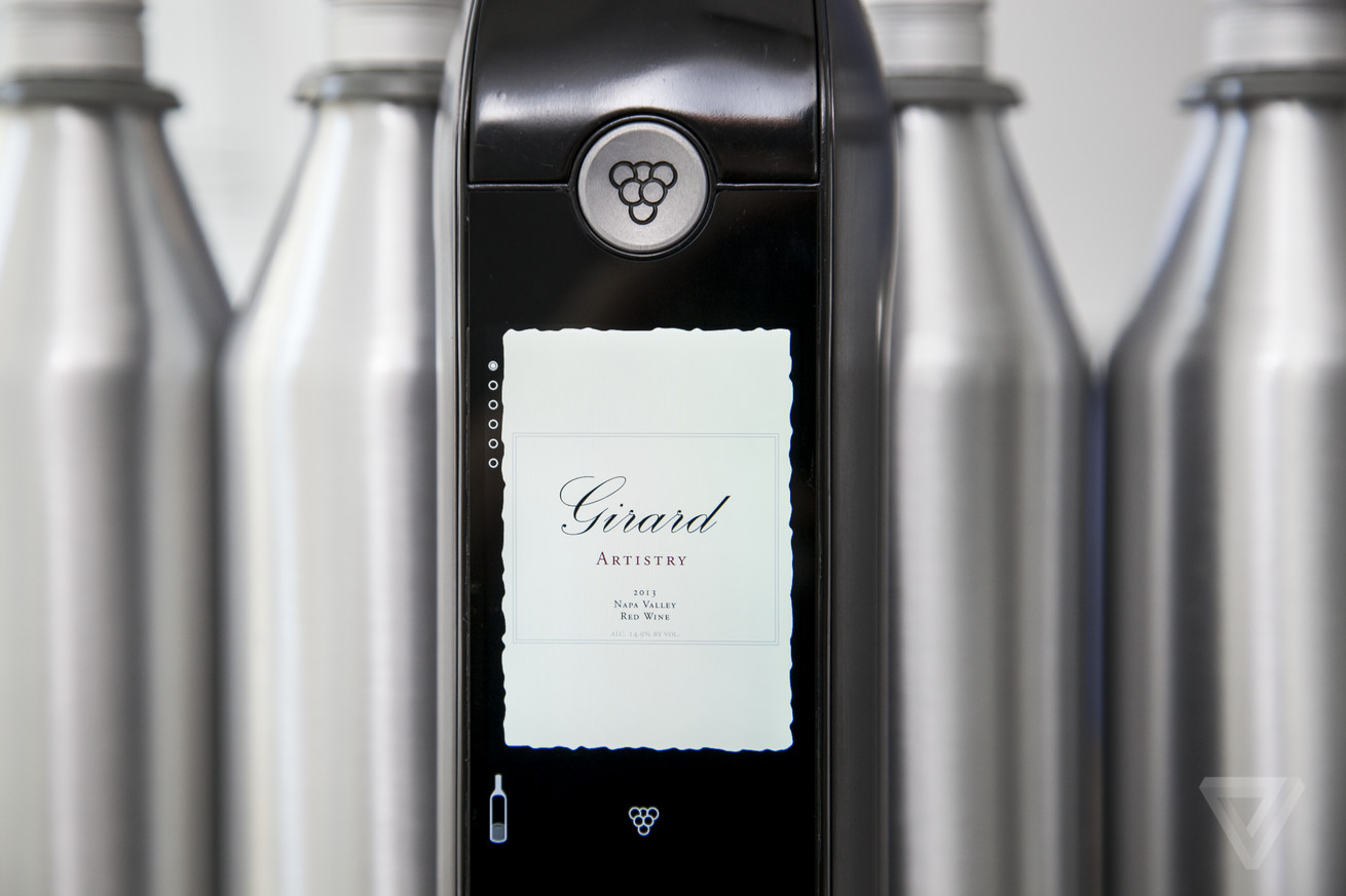 internet connected wine bottle startup kuve is shutting down