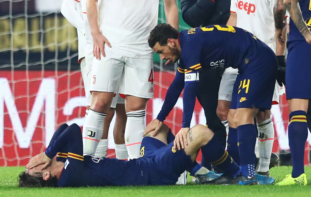 AS Roma v FC Juventus - Serie A