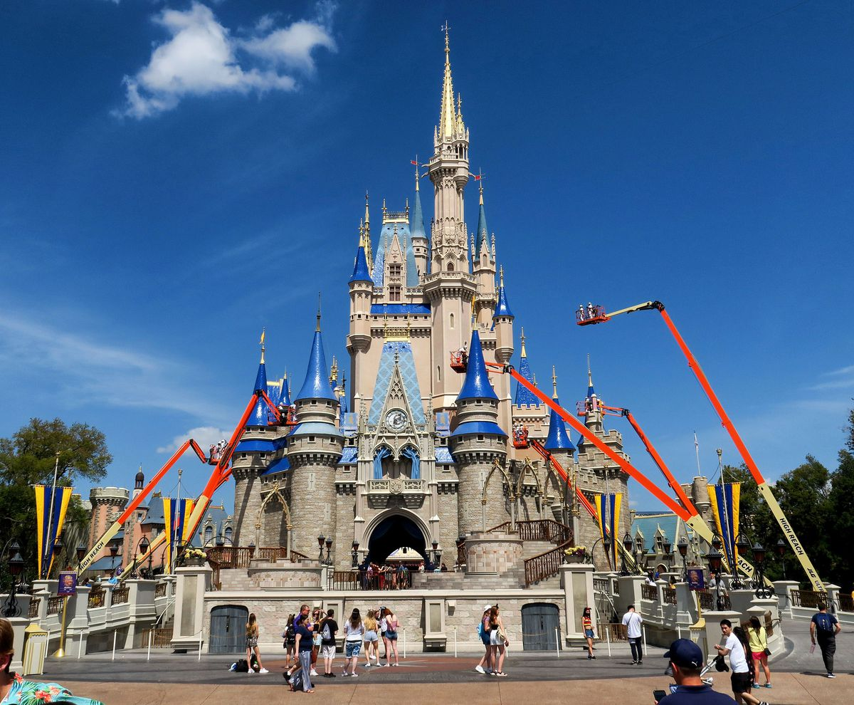 NBA says it is talking with Disney about resuming season in Florida