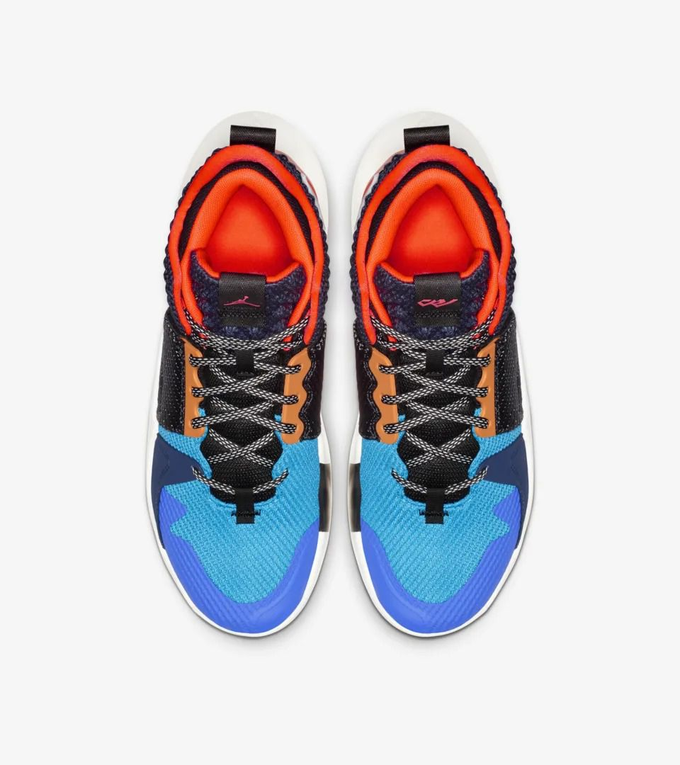 3c14a9832a5d The Russell Westbrook Why Not Zer0.2 Jordan Brand signature shoe has ...