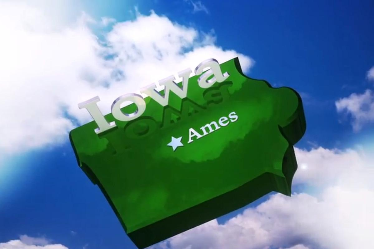 It's Ames... in SPAAAAAACE