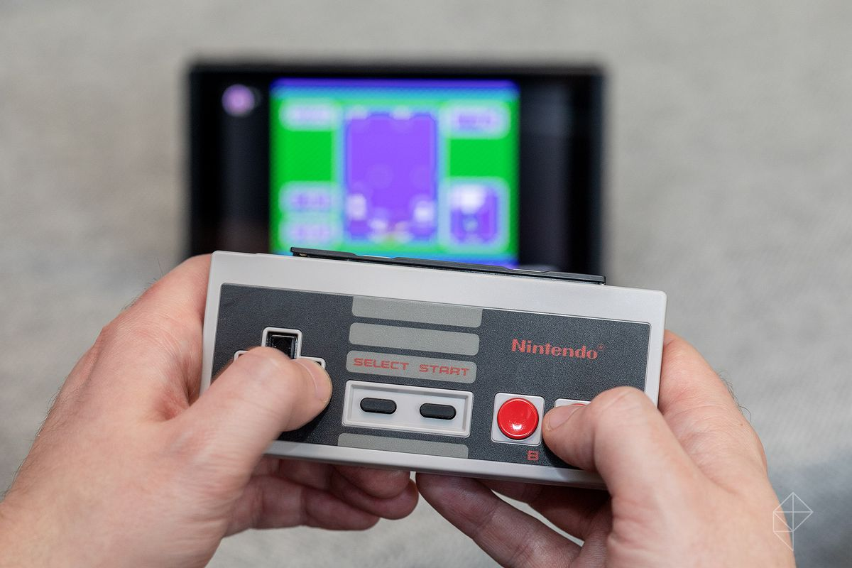 Nintendo Switch NES controller review: Great for one thing
