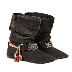Suede Boots, $99