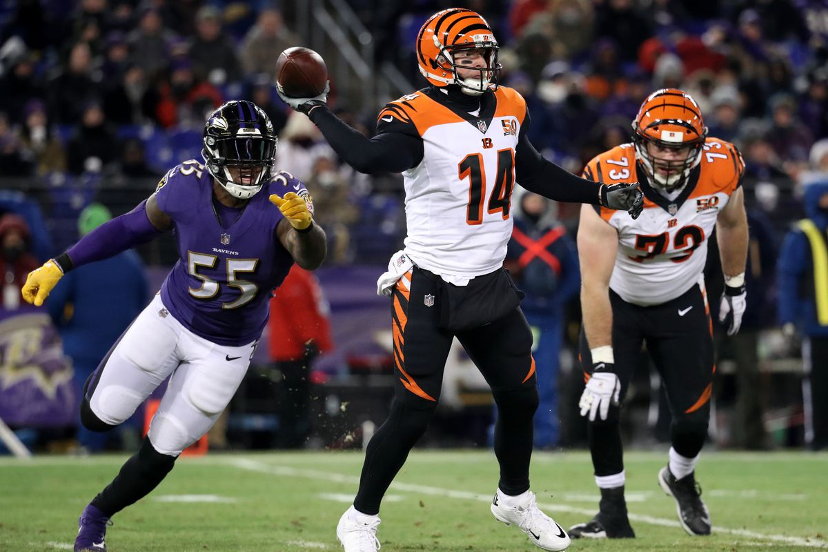5a36ea65 Baltimore Ravens vs. Cincinnati Bengals: Everything to know for NFL ...