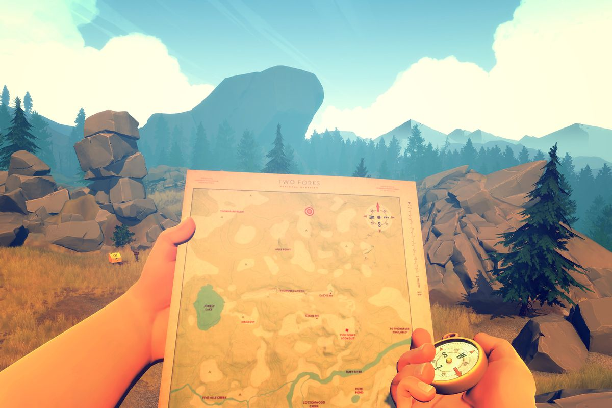 Firewatch Is Officially 'Coming Soon' to the Nintendo Switch