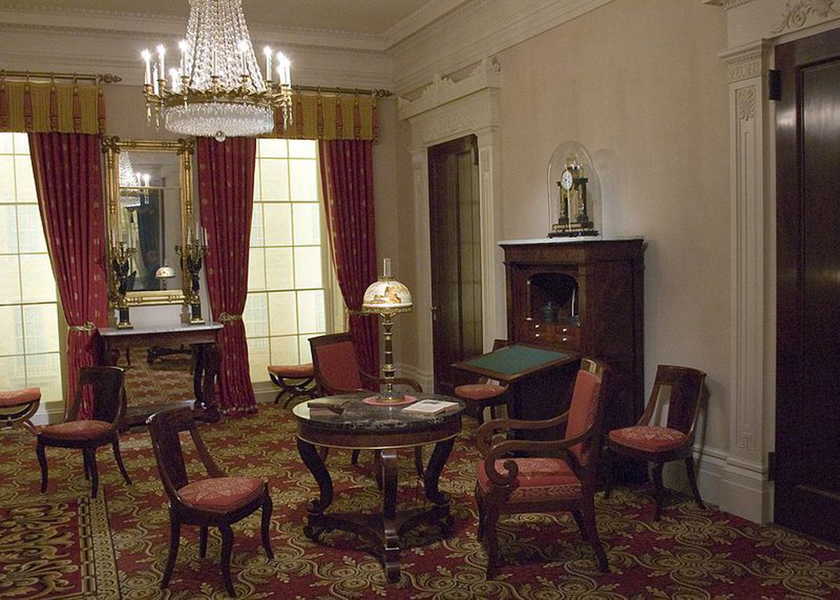 How Historic Rooms Get Moved And Reused Curbed