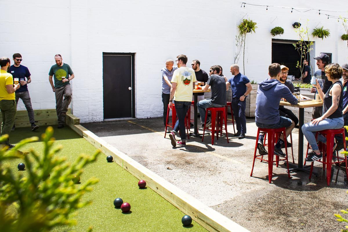 black acre beer garden