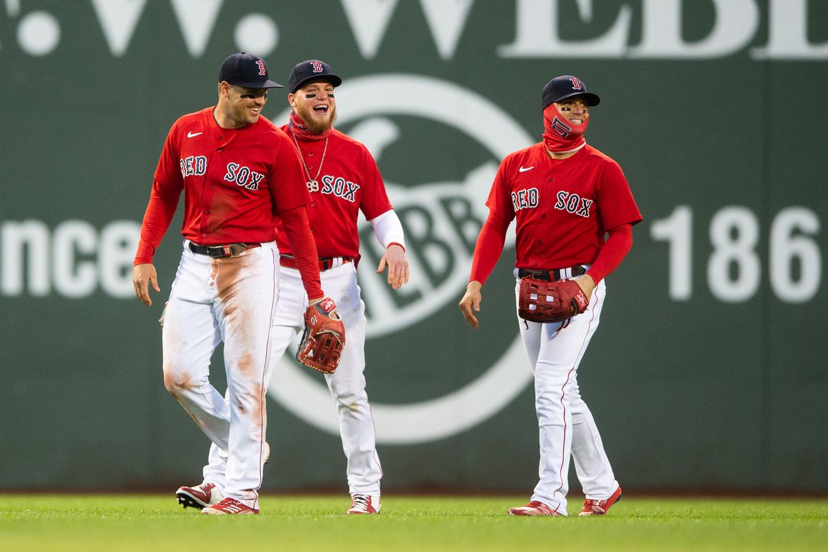 Miami Marlins v Boston Red Sox