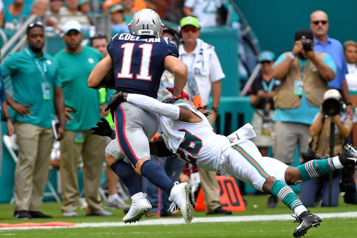 NFL: New England Patriots at Miami Dolphins