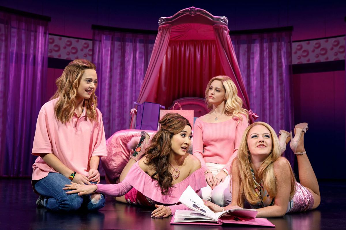 Image result for mean girls musical