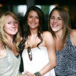 Sunny Reifel, Kelly Singer, Annie McGarey