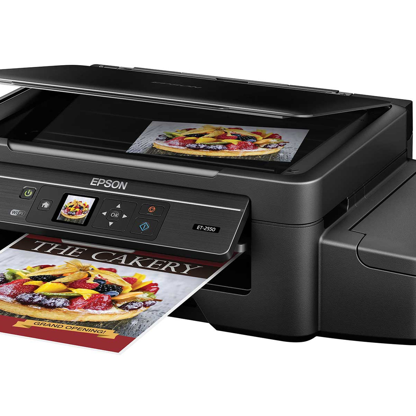 Epson's new printers will make ink cartridges a thing of the