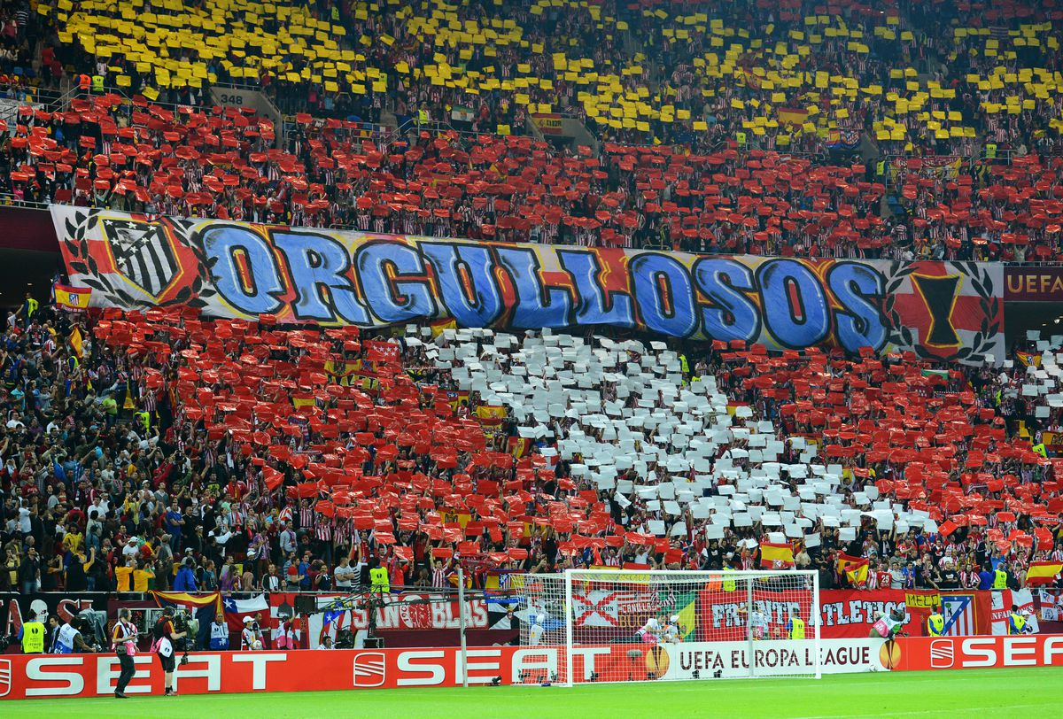Atletico Madrid v Athletic Bilbao - UEFA Europa League Final