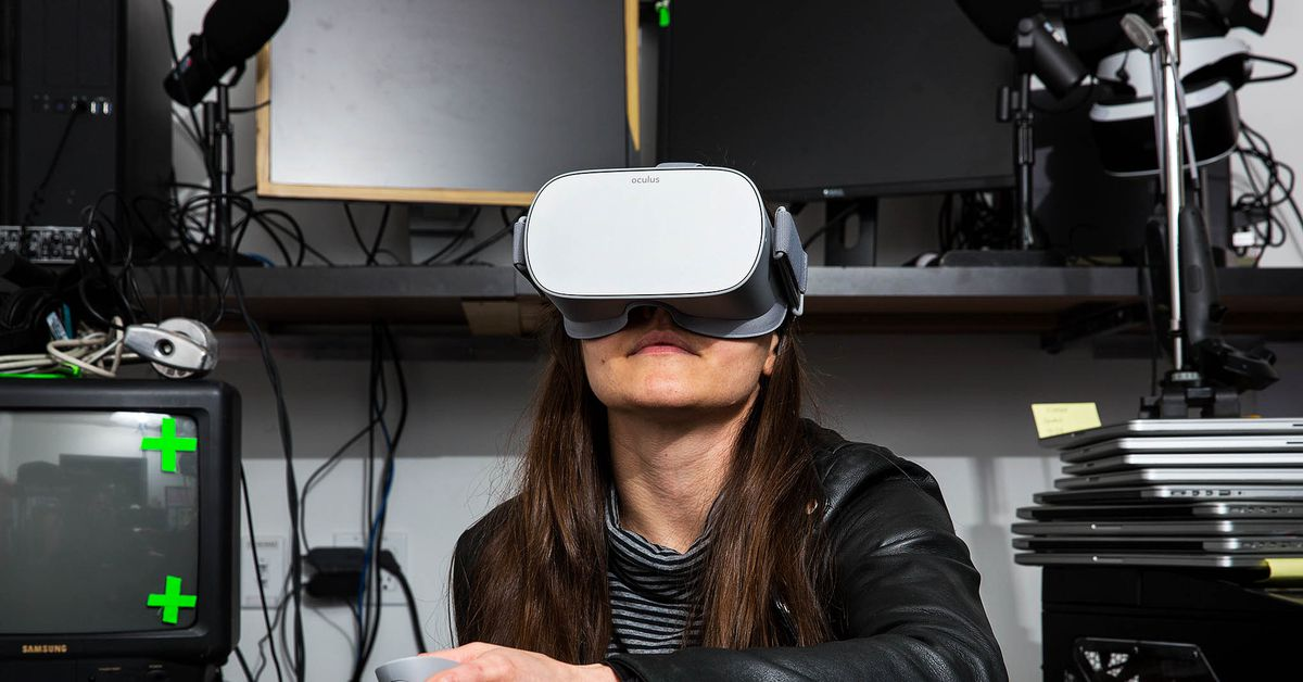 A new Oculus feature lets you record an abusive VR user and report them